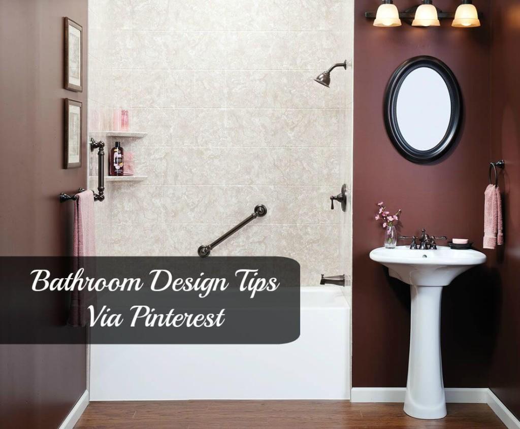 Pinterest Bathroom Tips
