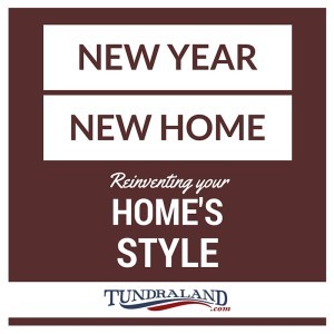 New Year New Home – Reinventing Your Home's Style