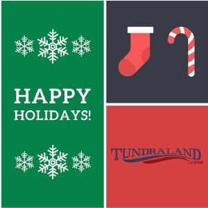Happy Holidays from Tundraland!