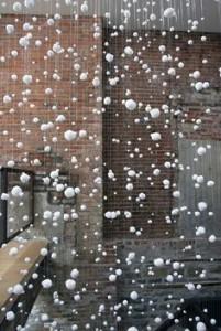 Indoor Snowstorm