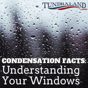 Condensation Facts: Understanding Your Windows
