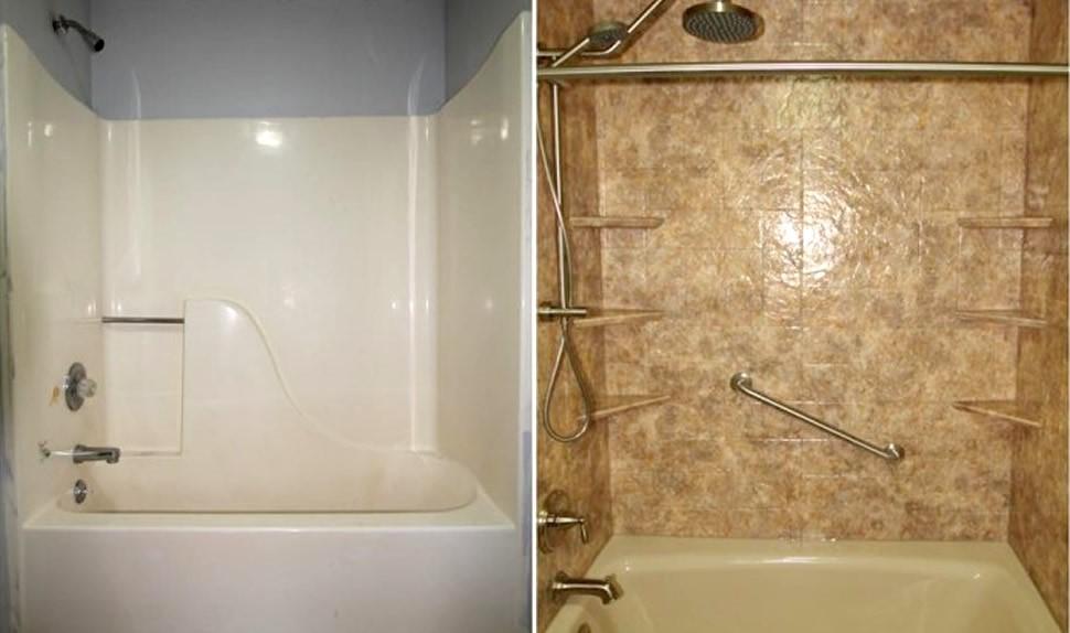 Repairing Vs Replacing Bathtub Gallery Photo 1