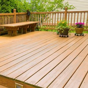5 Benefits of Composite Decking