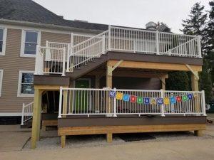 Sangria's Deck Remodel