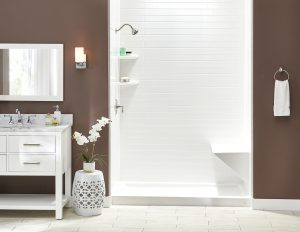 How Much Space Is Needed for a Walk-In Shower?